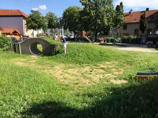 Baden Spielplatz Rathgasse