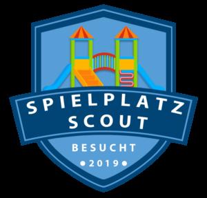 Abzeichen von Spielplatz-Scout